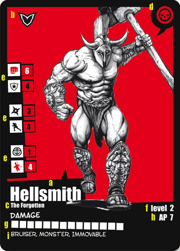 Game Basics #2: Supreme Card « Pulp City, The Skirmish Game