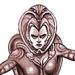 Sister Bedlam (Villain)