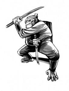 chimpchi-art