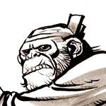 Chimp Chi (Hero/Villain)