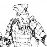 Terror Cotta Warriors (Villain)