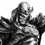 Green Emperor (Villain)