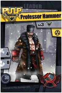 prof hammer