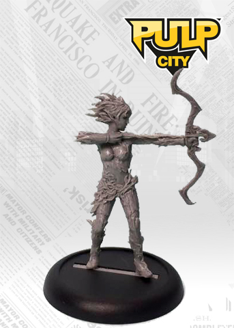 Spotlight « Pulp City, The Skirmish Game