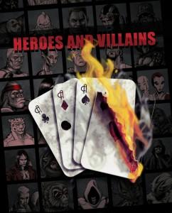 Heroes & Villains-Four-Aces