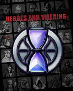 Heroes & Villains-Infinite-Hourglass