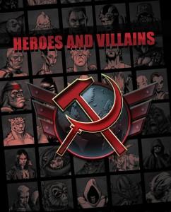 Heroes & Villains-RR