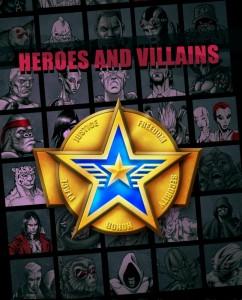 Heroes & Villains-SA