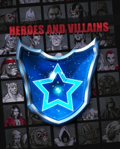 Heroes & Villains-Star-Marshals