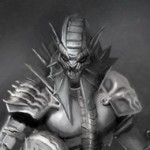 Ra'Leigh, Aquarius Warlord (Villain)