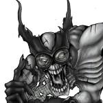 Night Fright & Leech (Villain)