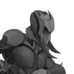 Stinger, Scorpio Fencer (Villain)