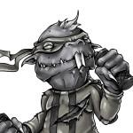 Grimm Lee Chan (Hero/Villain)