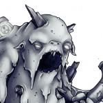 Toxic Grimmvenger (Hero/Villain)